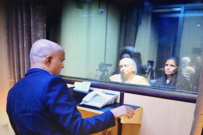 kulabhushan jadhav arrested in Pakistan - Sakshi