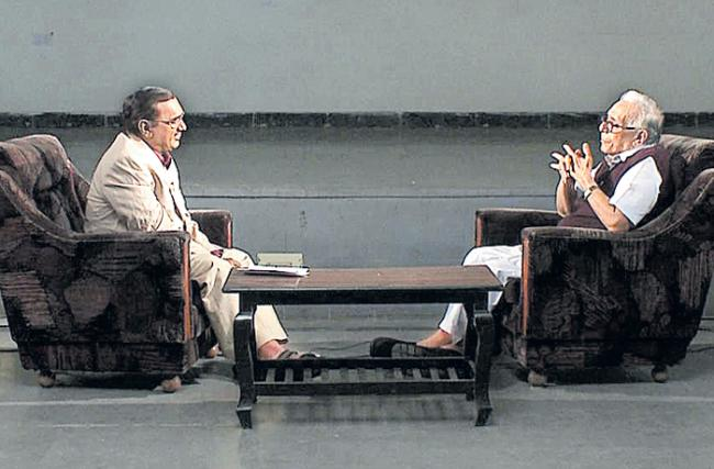 Kommineni srinivasarao interviews journalist ABK Prasad - Sakshi