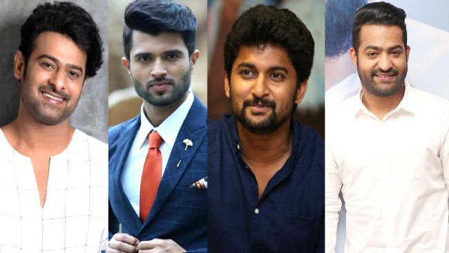 top tollywood heros of 2017 - Sakshi