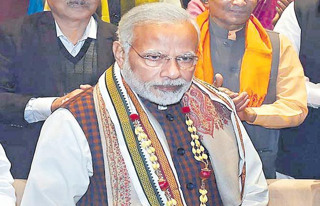 shekar gupta article on BJP and Narendra Modi - Sakshi