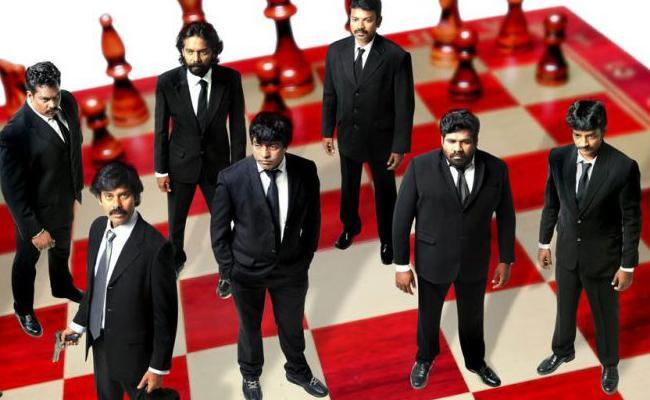 Sathyadev in Sathuranga Vettai remake - Sakshi