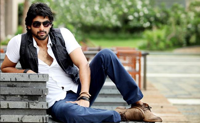 Rana next movie title adavi ramudu - Sakshi