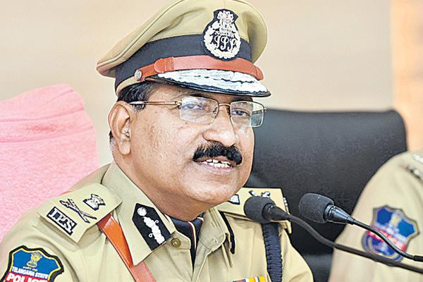 Promotions in the Police Department - Sakshi