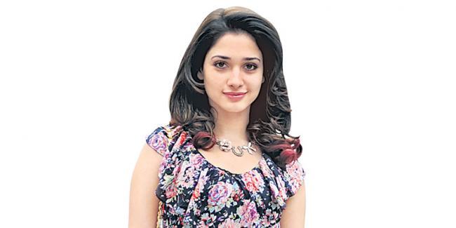 Tamanna in Queen Telugu Remake  - Sakshi