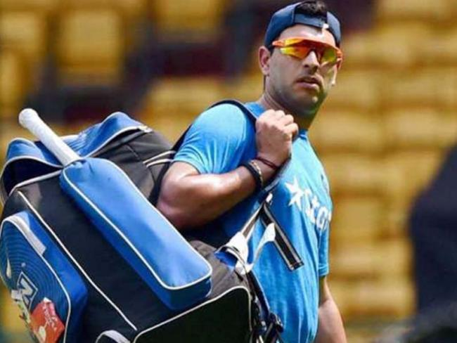 Yuvraj Singh Clears Yo-Yo Fitness Test, Sees Himself Playing Till 2019 - Sakshi
