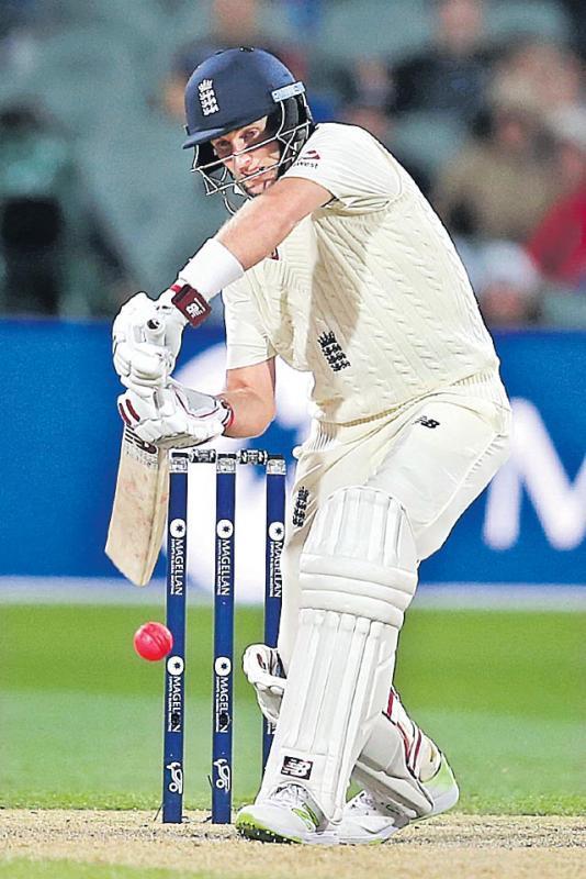 Joe Root grit gives England faint hope after James Anderson - Sakshi