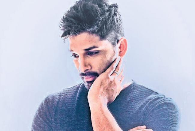 Allu Arjun is a green signal with a new director - Sakshi