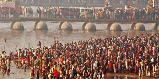 UNESCO recognises Kumbh Mela as India's cultural heritage - Sakshi