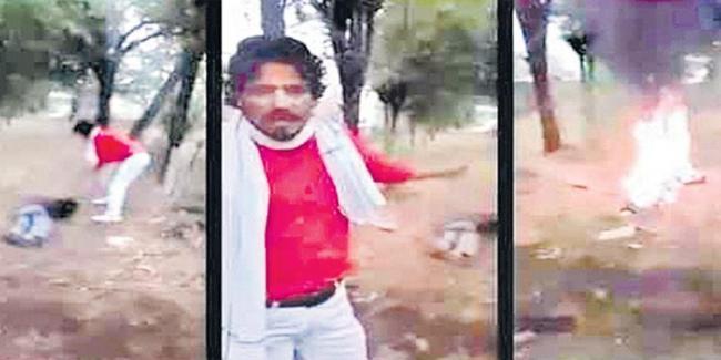 Twist in Rajasthan 'Love-Jihad' Murder: Victim Was Living With - Sakshi