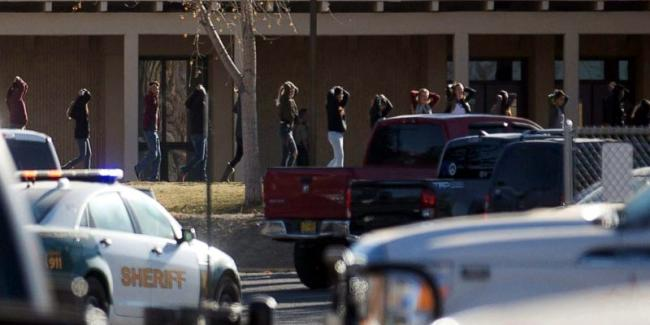 New Mexico high school shooting leaves three students dead - Sakshi