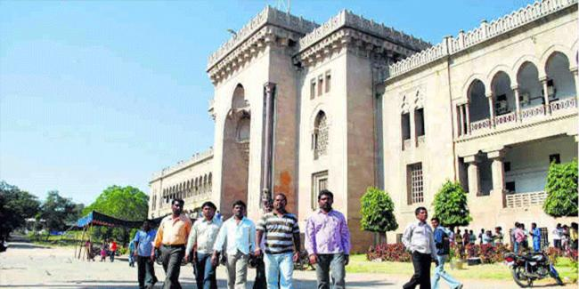 Osmania University PG exams postponed, UG exams as per schedule - Sakshi