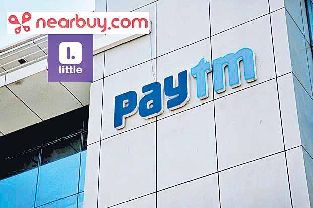 Paytem is the largest deals dealer - Sakshi