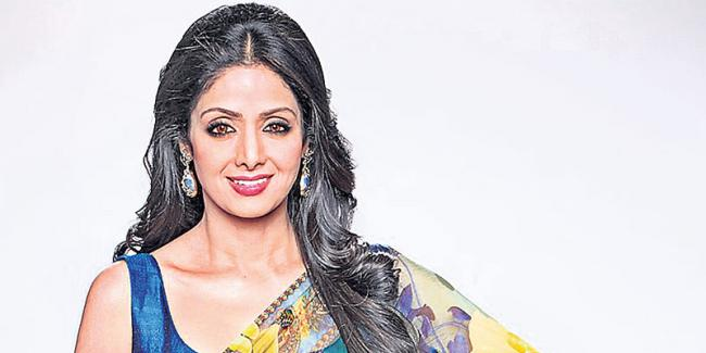 Sridevi's Films And Dance Style Are On This School's Syllabus - Sakshi