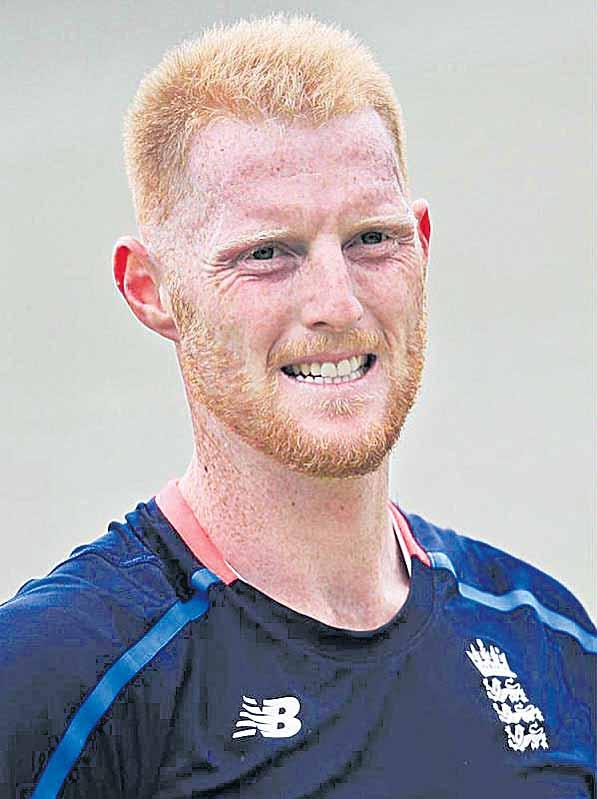 Stokes in One Day team - Sakshi