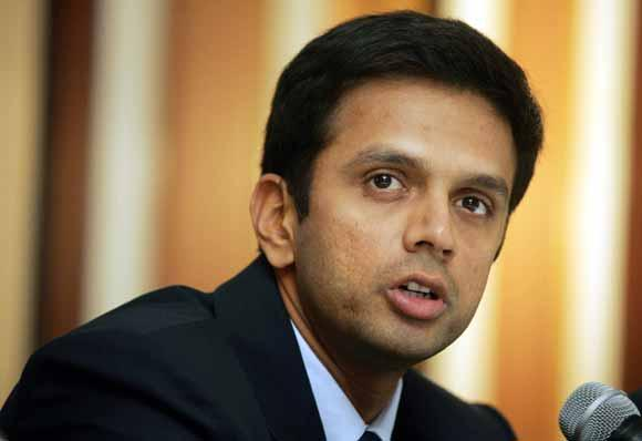 India's success to India - dravid - Sakshi