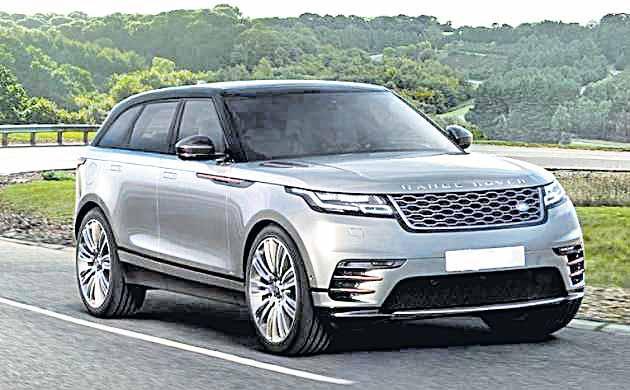 Range Rover Vellar into the market - Sakshi