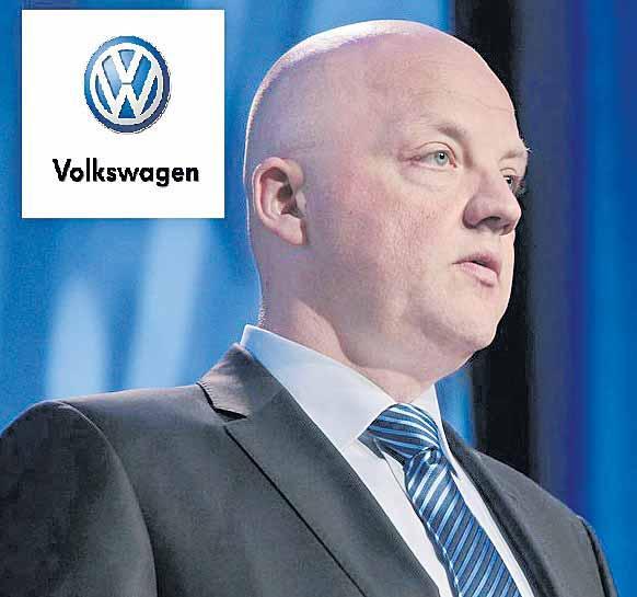 Foxwagen manager seven years imprisonment - Sakshi