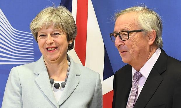 Brexit deal: Tusk says transition period next hurdle after Theresa May says 'no hard border' in Ireland - Sakshi