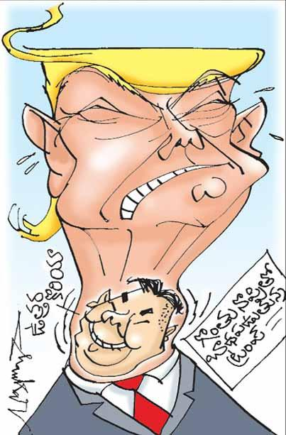sakshi cartoon(08-12-2017) - Sakshi