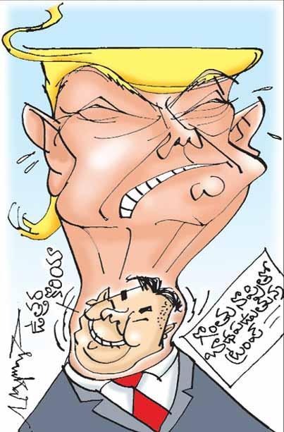 sakshi cartoon(08-12-2017) - Sakshi