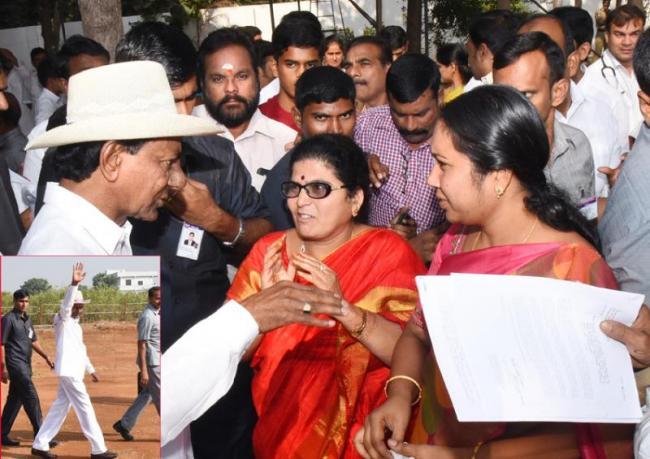 CM KCR to Visit Kaleshwaram Project  - Sakshi
