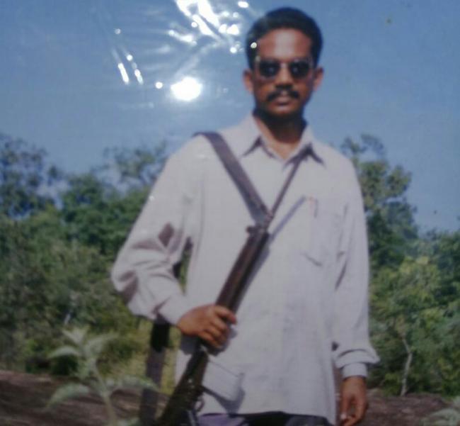 new democracy party maoists linganna arrest - Sakshi