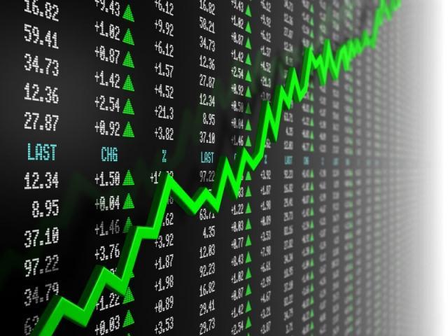 Sensex rises nearly 150 points ,Nifty above 10,200 - Sakshi