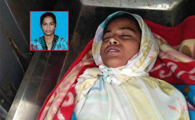 woman commits suicide in anantapur district - Sakshi