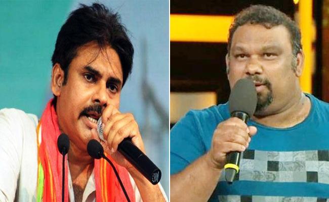 Mahesh Kathi Questions Pawan's Loyalty to Kapus - Sakshi