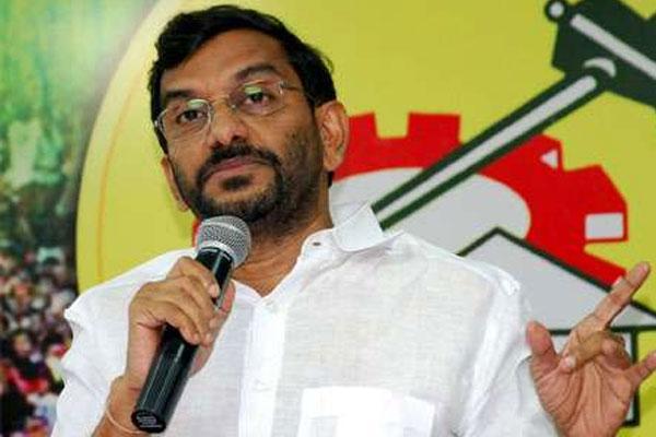 Dalit Sarpanch is harassment on TDP minister somireddy - Sakshi