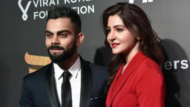 Virat Kohli, Anushka Sharma invited to get married at Adelaide Oval - Sakshi