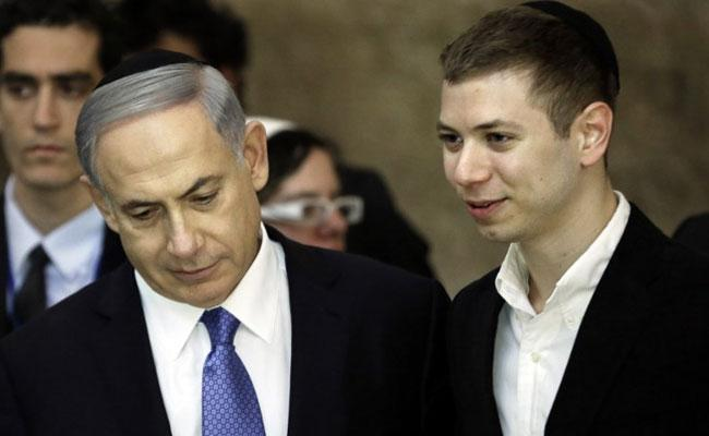 Benjamin Netanyahu's Son Brags About Prostitutes amd $20 Billion Deal - Sakshi