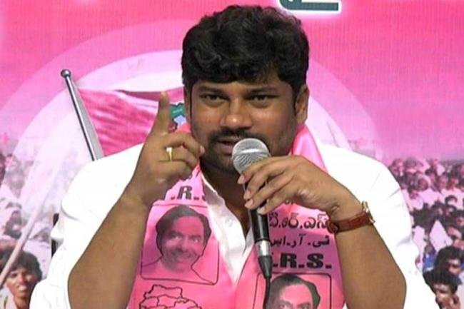 balka suman reaction on revanth reddy challenge - Sakshi