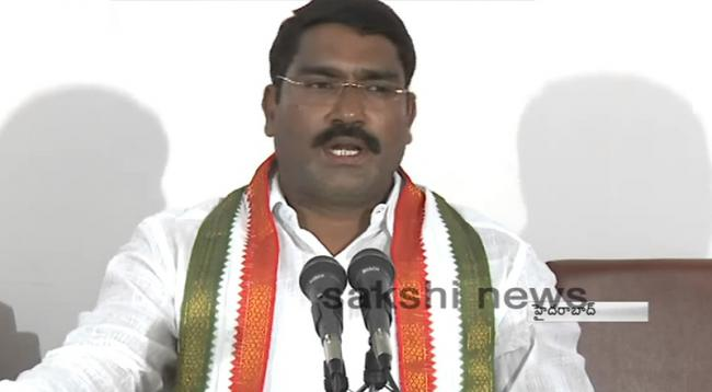 sampath kumar slams balka suman - Sakshi