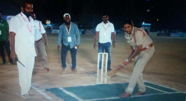 ppl cricket tournament runnig succesfully - Sakshi
