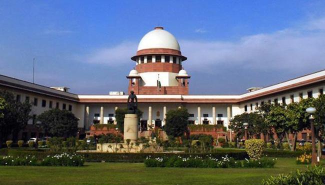 undesirable evolution in supreme court - Sakshi