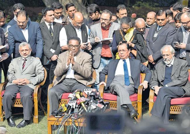 ramachandra murthy writes on loya case - Sakshi