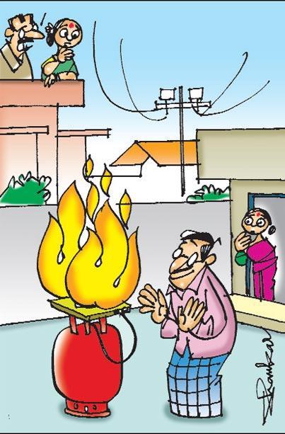 sakshi cartoon (14-01-2018) - Sakshi