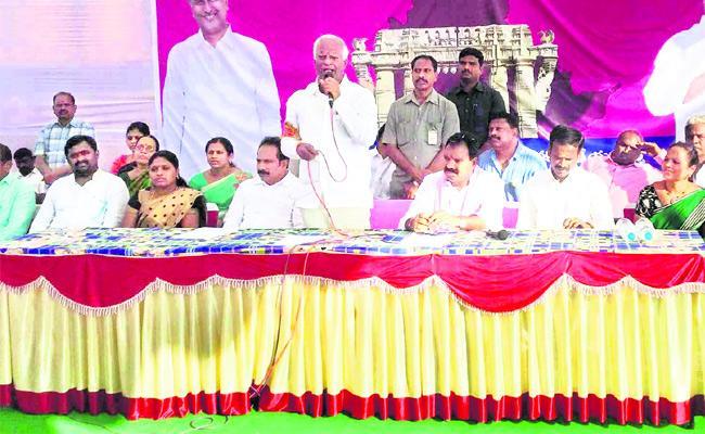 Kaleshwaram Project Connectivity to mid manair dam - Sakshi