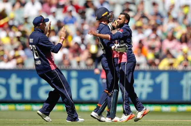 Roy, Root help England take early series lead - Sakshi