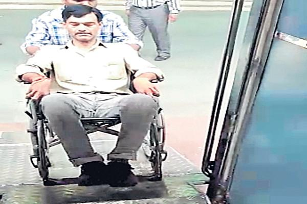 More amenities for handicapped - Sakshi