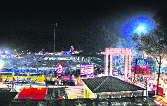 inavolu mallanna brahmotsavalu Begins in Warangal - Sakshi