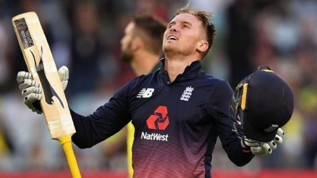 Jason Roy smashes the record for the highest ODI score by an England batsman - Sakshi