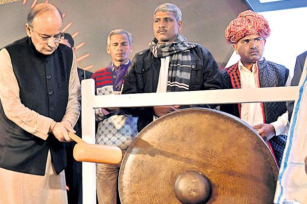 GDP Growth Not Justifiable Unless Benefits Reach Farmers, Says Finance Minister - Sakshi