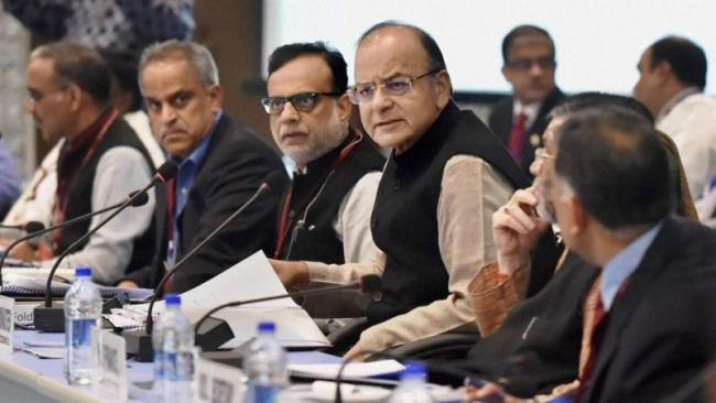 GST Council to meet on January 18 ahead of Union Budget 2018 - Sakshi
