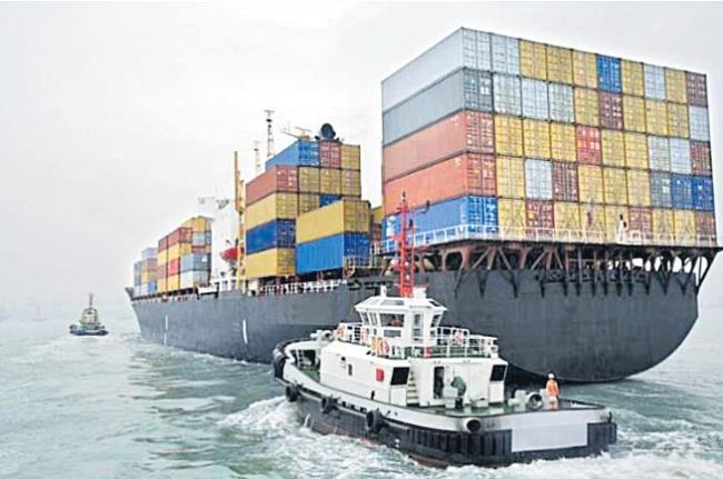 Exports rise 12.36 percent to $27 bn in Dec - Sakshi
