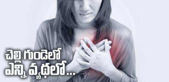 Heart diseases in women - Sakshi