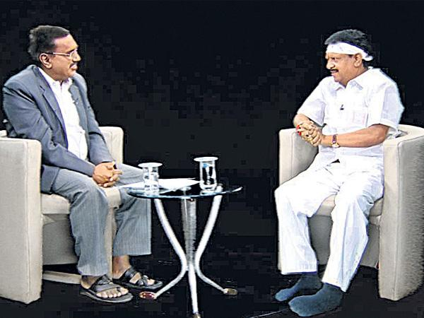 ksr interview with movie director Kodi Ramakrishna - Sakshi