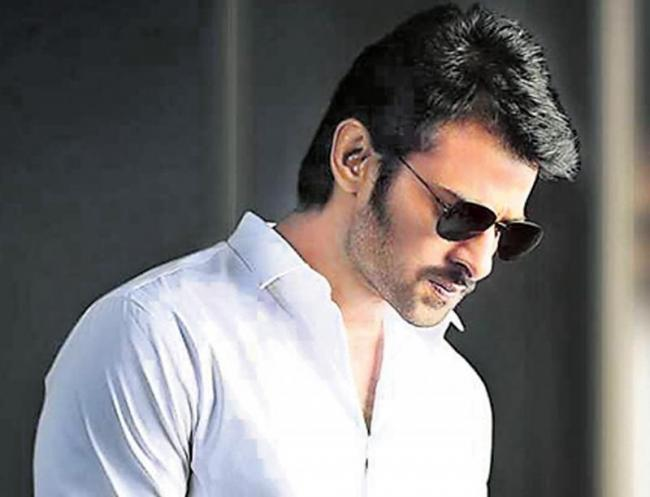 Baahubali Prabhas ' Danda ' Next Movie  - Sakshi