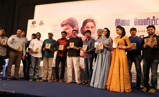 hero udhayanidhi stalin acts in nimir movie - Sakshi